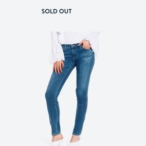 AG Adriano Goldschmied 'The Stilt' Cigarette Jeans